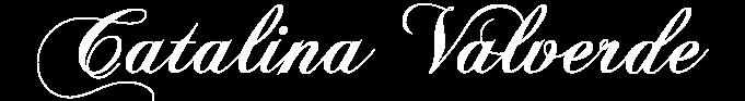 Catalina Valverde Logo
