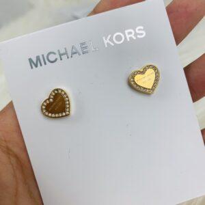Aros Michael Kors doradas