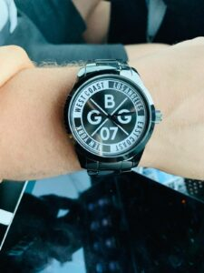 Reloj GBG Modelo 9201